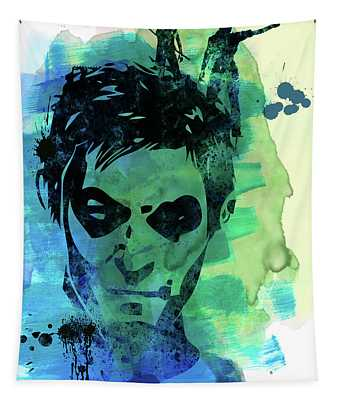 Dixon Watercolor Tapestry