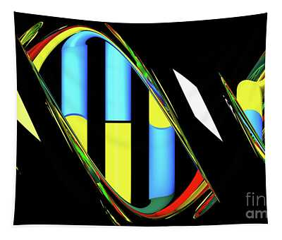 Dna Abstract 15 Tapestry