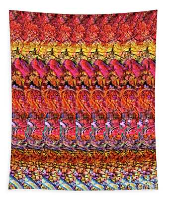 Dna Autostereogram Qualias Gut 1 Tapestry