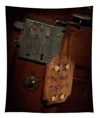 Do Not Disturb Tapestry