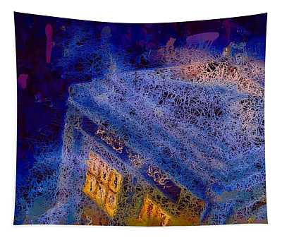 Doctor Who Tardis 2 Tapestry
