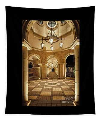 Domed Juncture  Tapestry