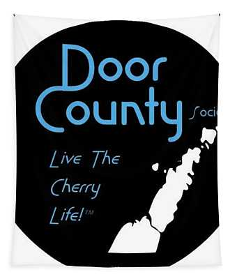 Door County Icon Tapestry