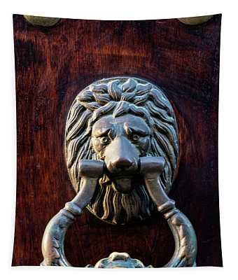 Door Knocker Tapestry