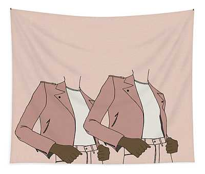 Double Power Tapestry