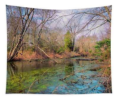 Down By The River Tapestry
