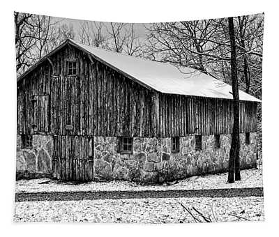 Down The Old Dirt Road Tapestry