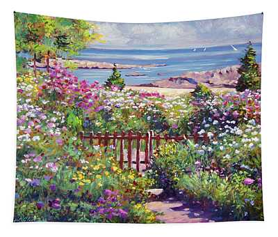 Down To The Ocean Tapestry