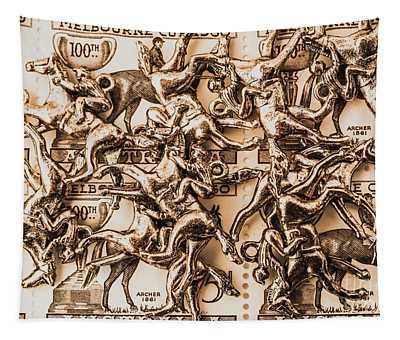 Down Under Derby Tapestry