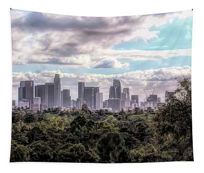 Downtown Los Angeles Tapestry
