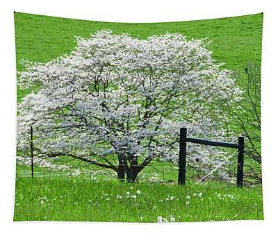 Dowood Spring, Sml Tapestry