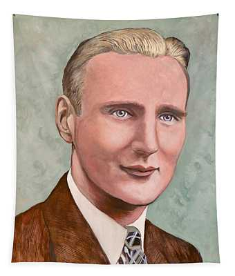 Dr. James Roderick II Tapestry