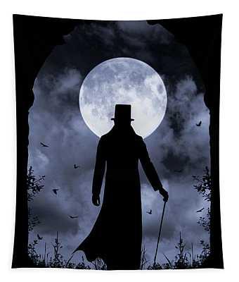 Dracula Returns Tapestry