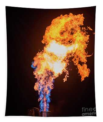 Dragon Breath Tapestry