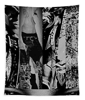 Dragon Eyes Tapestry