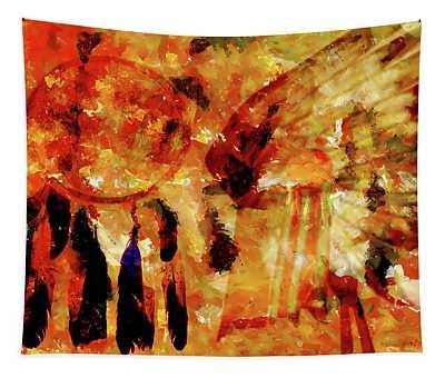 Dreamcatcher Tapestry