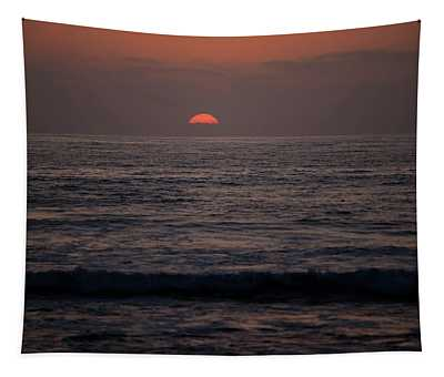 Dreamcicle Sunset Tapestry