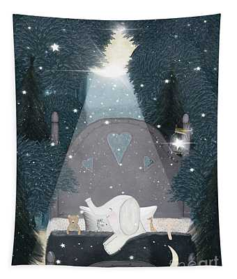 Dreaming Of Stars Tapestry