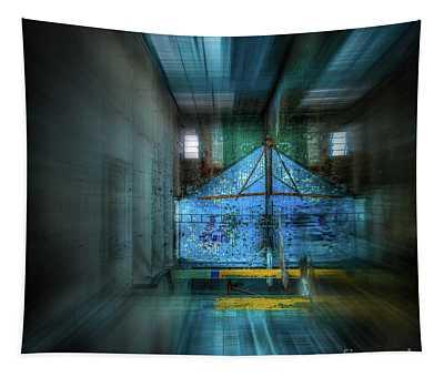Dreamscape Escape Tapestry