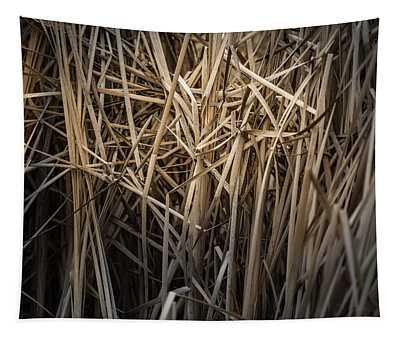 Dried Wild Grass II Tapestry