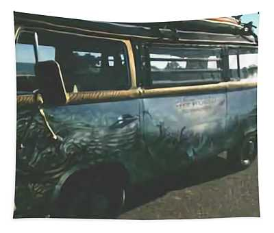 Driver Side Tapestry