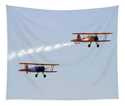 Dual Bi-planes Tapestry