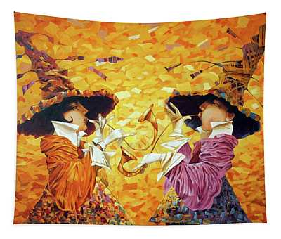 Duet Tapestry