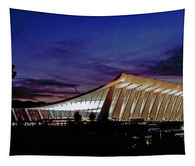 Dulles International Tapestry