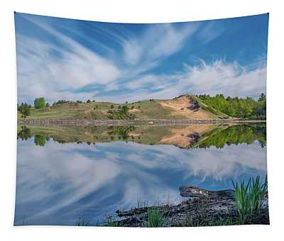 Dune Reflection Tapestry