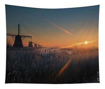 Dutch Dawn IIi Tapestry