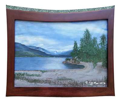 Dutch Harbour, Kootenay Lake Tapestry