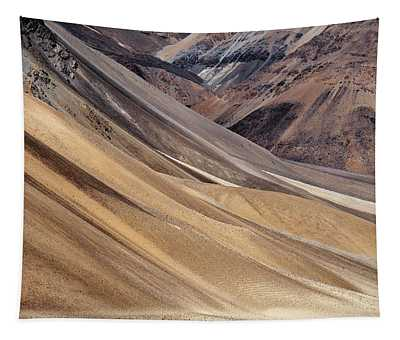 Tapestry featuring the photograph Dwarfed by Whitney Goodey