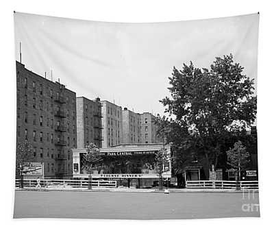 Dyckman Street And Riverside Drive, 1932 Tapestry