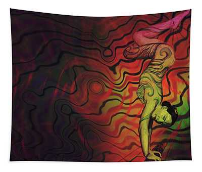 Dynamic Color Tapestry