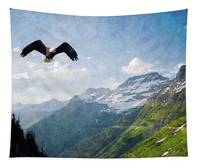 Eagle Mountain Tapestry