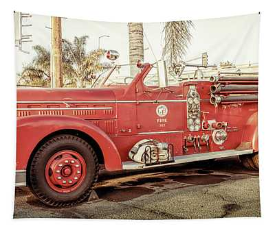 Early First Responder Tapestry