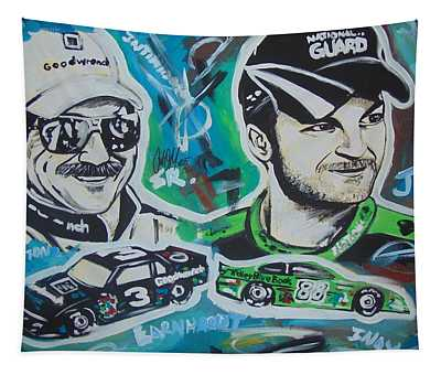 Earnhardt Legacy Tapestry