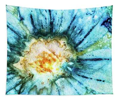 Eco Dyed Cosmos Tapestry
