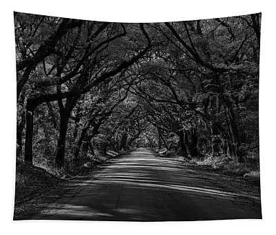 Edisto Tunnel Of Trees Tapestry