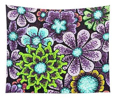 Efflorescent 12 Tapestry