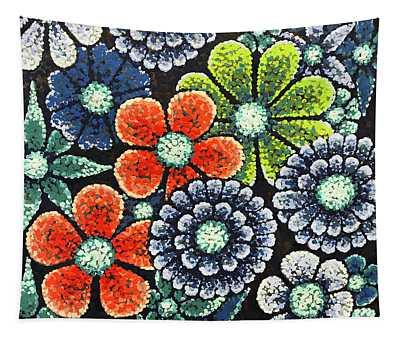 Efflorescent 3 Tapestry