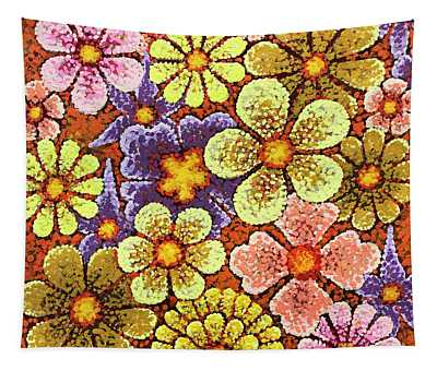 Efflorescent 6 Tapestry