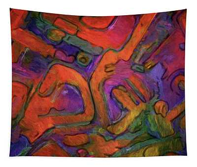 Effusion Number 34 Tapestry