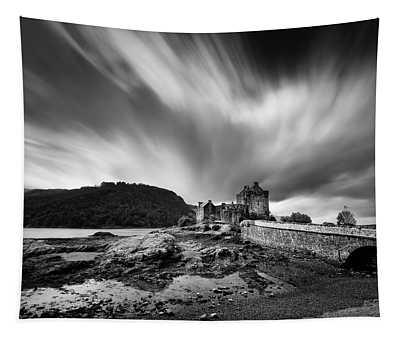 Eilean Donan Castle 2 Tapestry