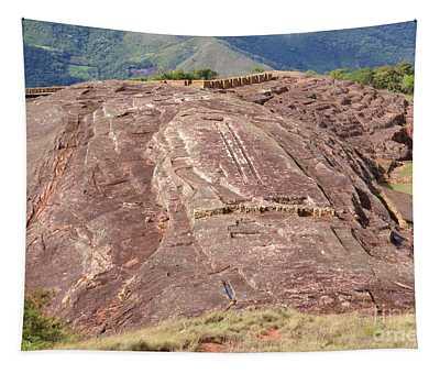 El Fuerte Samaipata Bolivia Tapestry