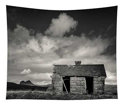 Elphin Bothy And Suilven Tapestry
