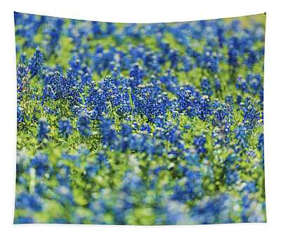 Ennis Bluebonnets Tapestry