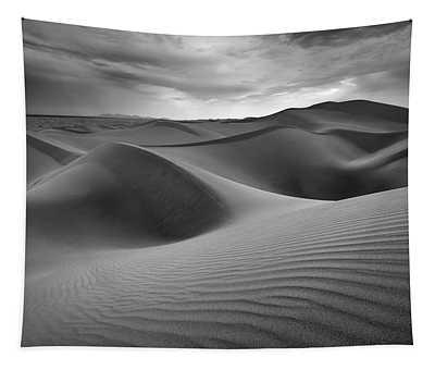 Eolian Undulations Tapestry by Alexander Kunz