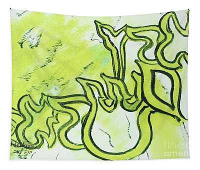Eretz Yisrael Cc67 Tapestry