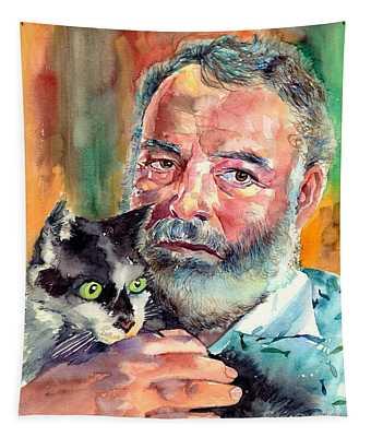 Hemingway Wall Tapestries